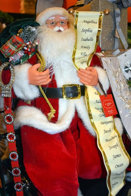Is your name of Santa's GOOD list?  Mille Fiori Favoriti: The Junior League of Denver Holiday Mart