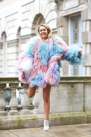 I'd so rock this coat