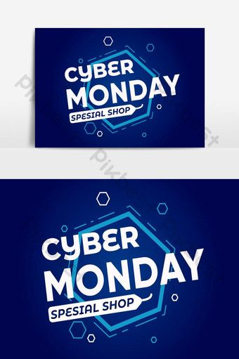 Cyber Monday Sale Png Images Ai Free Download Pikbest Cyber Monday Design Cyber Monday Glitch Text