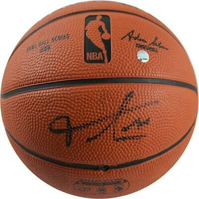 Frank Ntilikina Signed Mini Basketball Steiner Sports Certified #sportsmemorabilia #autograph #basketball