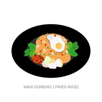 Nasi Goreng Indonesia Food Food Food Icons Closeup Png Transparent Clipart Image And Psd File For Free Download Nasi Goreng Food Png Food Illustration Art