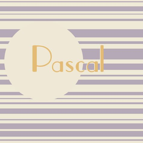 Pascal - The Cutest French Baby Names for Boys - Photos