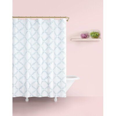 Kate Spade New York Fern 100 Cotton Geometric Single Shower