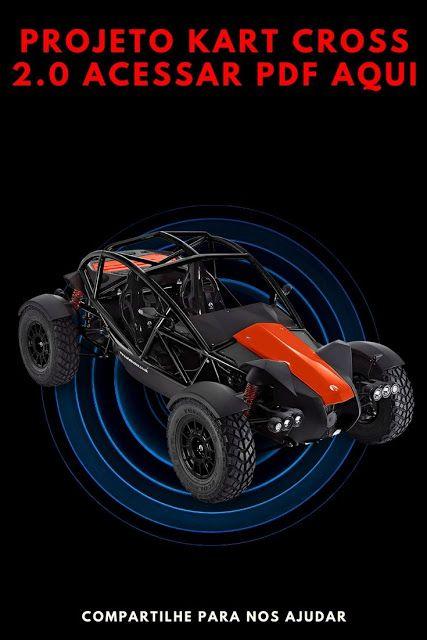 Projeto Kart Cross Pdf Em 2020 Kart Cross Kart Can Am Spyder