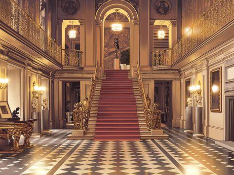 ✮ SPIRIT BRINGERS: THE SIDER STORIES (ANTES LABERINTO DE LA DEMENCIA ☠) - Página 9 215585a54ee2c1bf06ca0b3362ac2239--castle-rooms-castle-interiors
