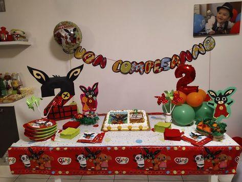 La festa di compleanno di Bing