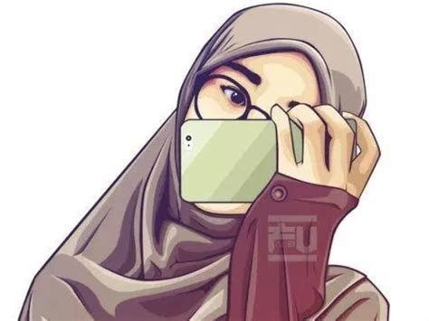 21 Gambar Kartun Muslimah Bercadar Hitam Putih Postingan Ini Berisi Galeri Gambar Kartun Muslimah Bercadar Berkacamata Imut Cantik Shol Di 2020 Kartun Gambar Animasi