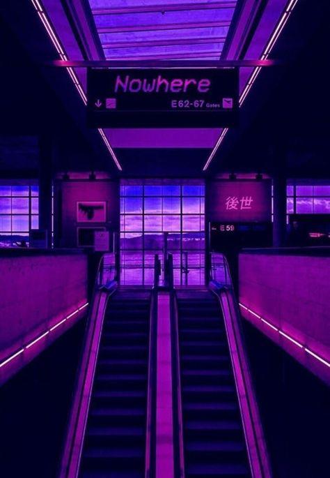 110 Best Purple Led Baddie Aesthetic Ideas Neon Aesthetic Neon Wallpaper Purple Wallpaper Iphone