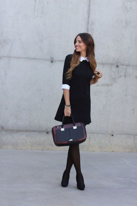 48 Casual Work Outfits For Women with Skirt