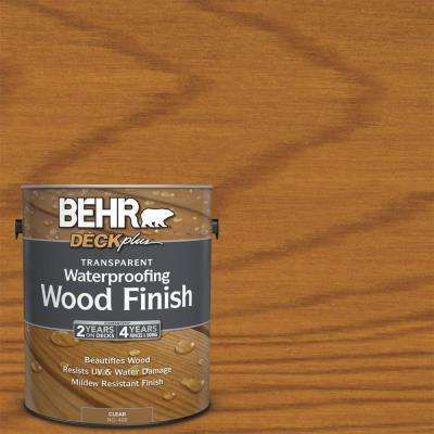 Natural Clear Transparent Waterproofing Wood Finish How To Waterproof Wood Staining Deck Wood Deck