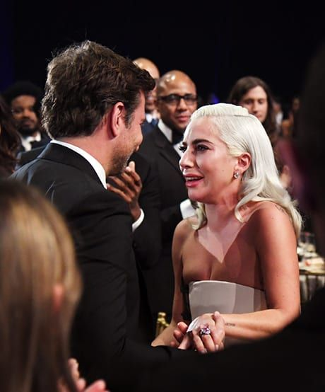 Lady Gaga And Bradley Cooper S Cutest Moments Together Lady Gaga Pictures Lady Gaga Gaga
