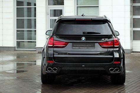 Make Your Bmw X5 More Aggressive With Topcar And Lumma Carscoops Bmw X5 Bmw X5 M Sport Custom Bmw