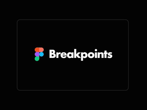 The concept of Breakpoints. Pain reliever in Figma