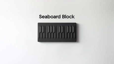 Seaboard Block Super Powered Keyboard Cool Music Videos Music Humor Launchpad Music