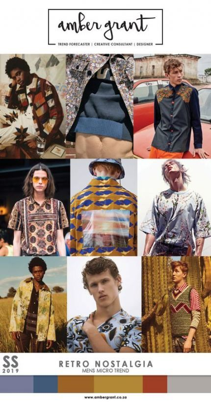 26 Trendy Fashion Editorial Retro Trends