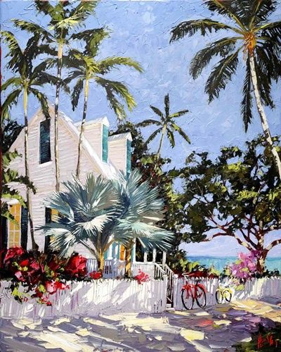Key West ~ Peter Vey