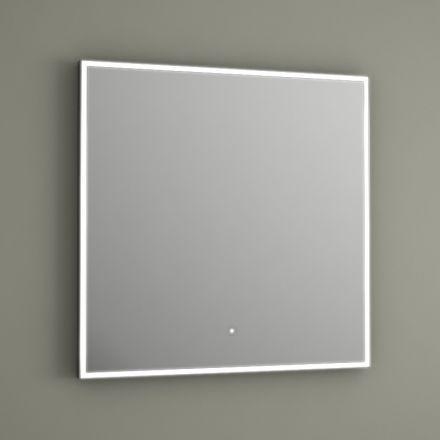 Miroir lumineux LED salle de bain anti buée 60x60 cm Idlight Edge