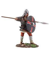 Swinging Sword W Britain 62103 Viking Wearing Gjermundbu Helmet