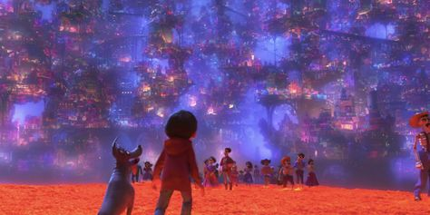 Disney just released the full trailer for its next Pixar movie 'Coco' and it showcases a colorful land of the dead