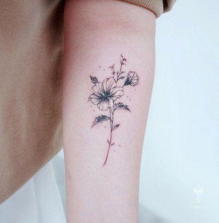 37 New Ideas Embroidery Designs Rose Tattoo Ideas Tattoos Hibiscus Tattoo Rose Tattoo