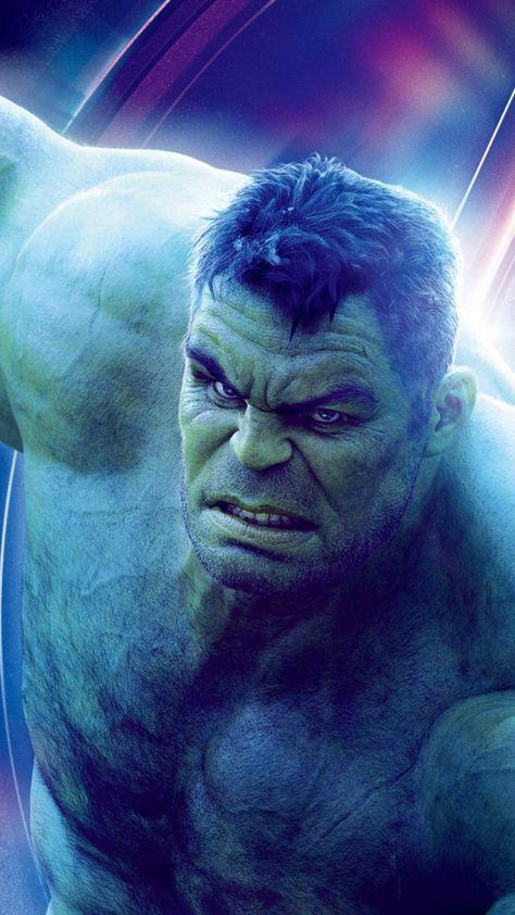 Hulk In Avengers Infinity War 4K Ultra HD Mobile Wallpaper