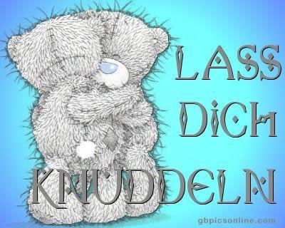 Dich bilder knuddel Knuddel Bussi