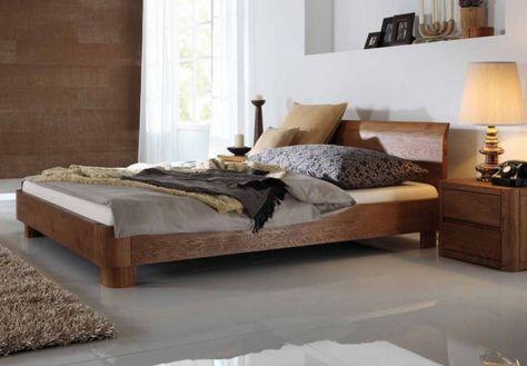 Holzbett design  Rustikaler Charme, beste Materialien, hochwertige Verarbeitung und ...
