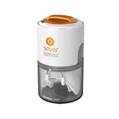 Gemvax Saver Portable Emergency Breath Escape Respirator