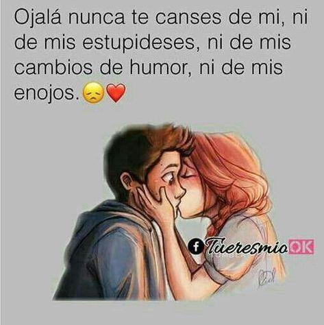 Por favor que eso nunca pase mi amor - #amor #Eso #favor #mi #nunca #pase #por