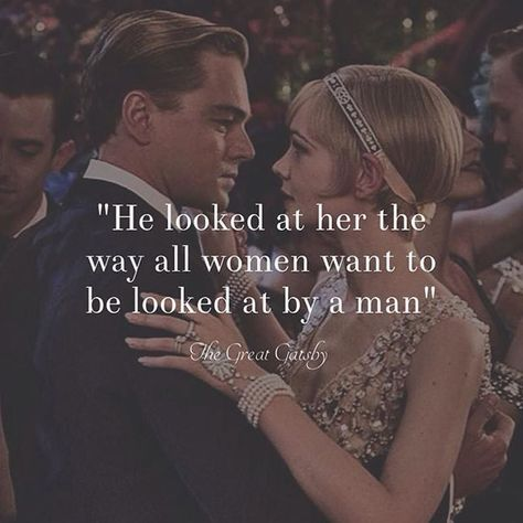 Tag someone  @leonardodicaprio in the great Gatsby by typosayings