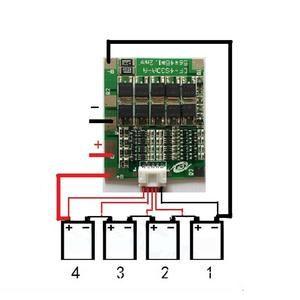 Bms Circuit Lithium Ion Batteries Electronics Projects Circuit Diagram