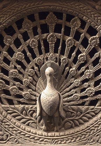 Peacock window, Bhaktapur | by Dey
