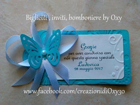 Bomboniere Matrimonio Verde Tiffany.Segnaposto Tag Farfalla Verde Acqua Feste Matrimonio D