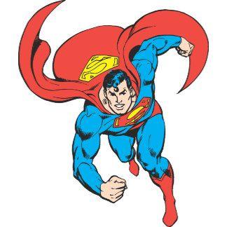 Superman Runs Forward Superman Characters Superman Character Art