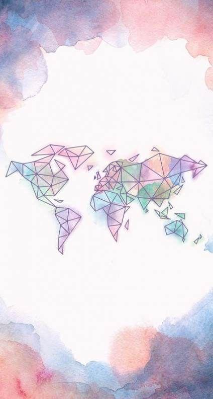 Travel Art Ideas Maps 22+ New Ideas #travel