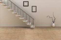 Ocra Hallway View 1 32 Sq Ft 12x24 Engineered Hardwood Flooring Builddirect Engineered Hardwood