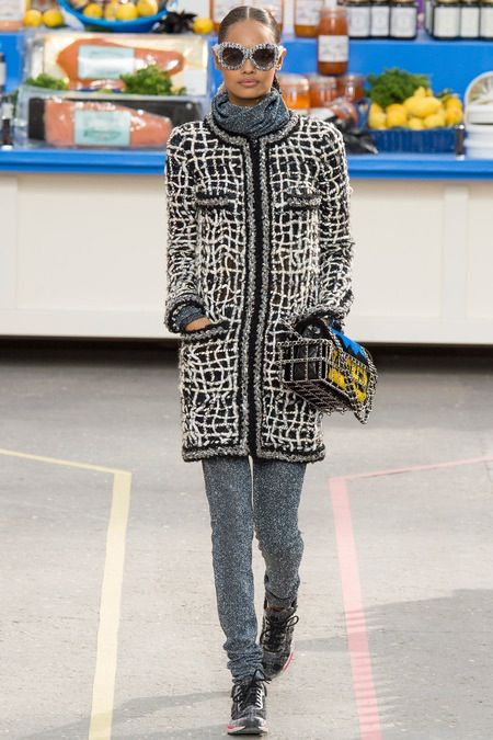 Chanel Fall/Winter 2014 Ready-to-Wear Collection