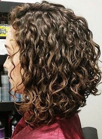 Pin By Regina Borges On Wallpaper Curly Hair Photos Hair Lengths Curly Hair Styles