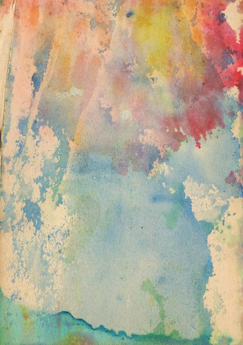 Free Texture Friday Color Stained Paper Background For
