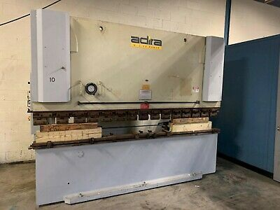 Details About 150 Ton X 10 Ft Adira Hydraulic Press Brake Model Qhd 13530 In 2020 Hydraulic Press Brake Press Brake Hydraulic