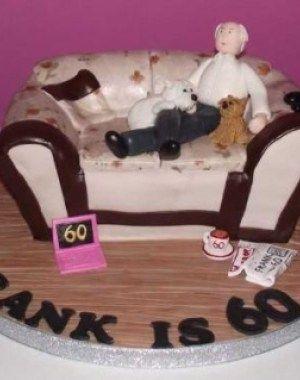 Birthday Cake Design 60 Years Old BirthdayCakes Ifttt 2s54mKn