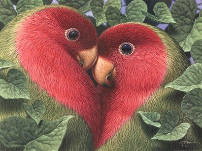 Feathered+Heart