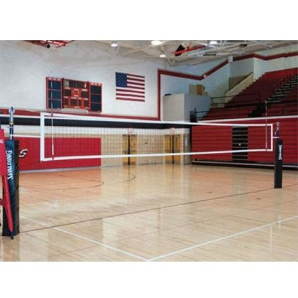 Volleyball Net Systems Accessories Spalding Elite Aluminum Volleyball System Spalding Volleyball Volleyball Gear