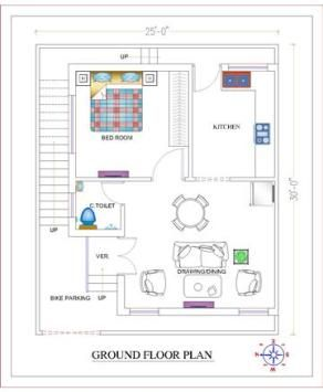 Simplex Floor Plans Simplex House Design Simplex House Map Simplex Home Plan Floor Plan Design Single Storey House Plans Model House Plan