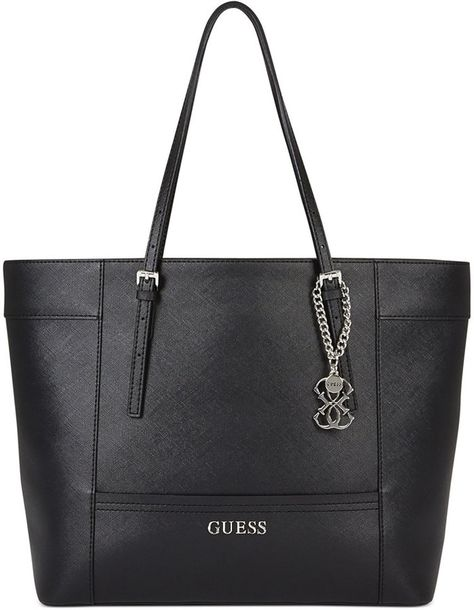 3f5a7e2e8 GUESS Delaney Medium Classic Tote