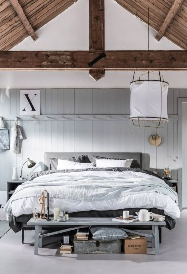 Boxspringbett Lifestyle Thyme In 2020 Home Bed Master Bedroom