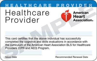 American Heart Association Healthcare Provider Bls Cpr Certification Five Quick Tips For Ame Basic Life Support American Heart Association Cpr