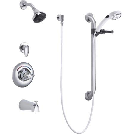 Delta T13h933 Shower Tub Hand Shower Shower Valve