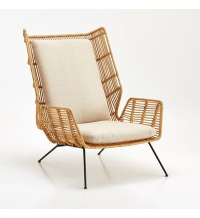 Natural Wicker Armchair Riviera Wicker Armchair Furniture Outdoor Dining Chairs