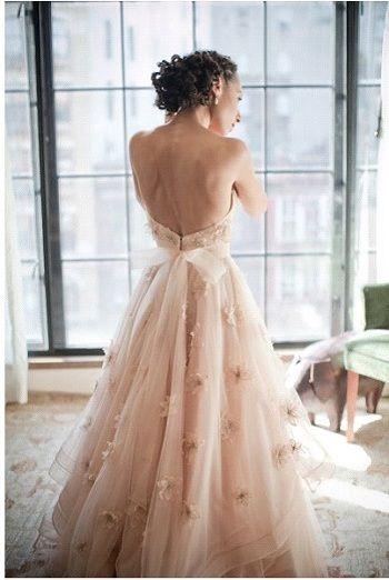 robe de mariée colorée, mariée, bride, mariage, wedding, robe mariée, wedding dress, white, blanc